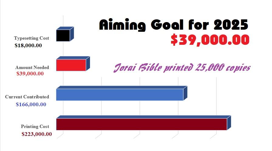 Aiming Goal for 2025
